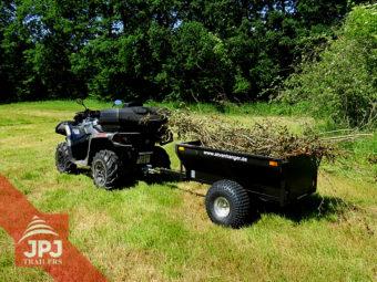 ATV Trailer Farmer und Quad