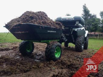 ATV Trailer Jober 300 und Quad TGB