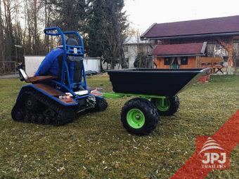 ATV Trailer Jober für die Geländefahrzeuge